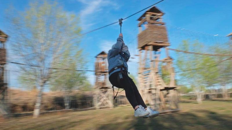 deportes multiaventura en zaragoza